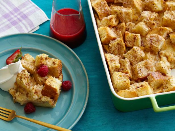 Southern-Style Bread Pudding