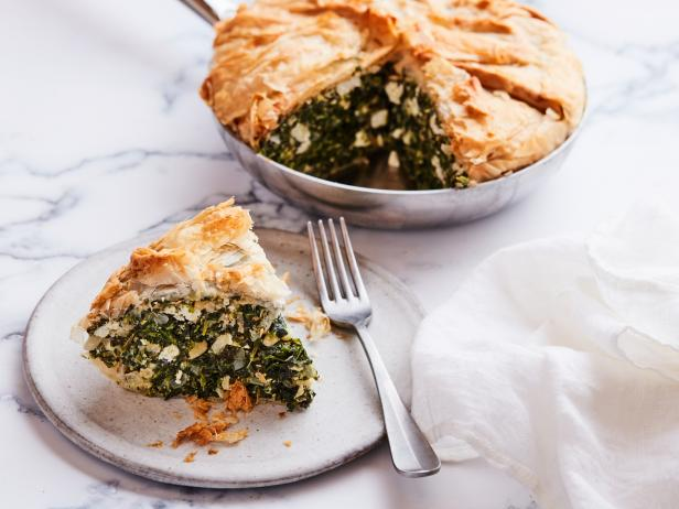 inas spinach pie 0350 - Food Network Com Barefoot Contessa Recipes