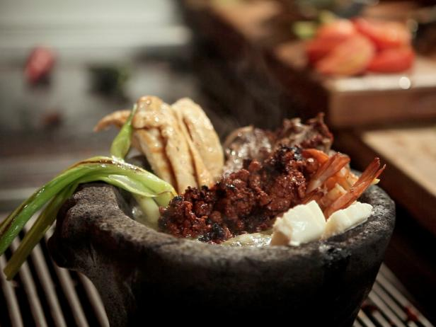 Molcajete Mixto Recipe Food Network