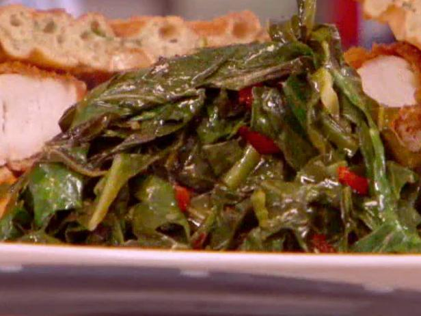 Quick Southern Collards