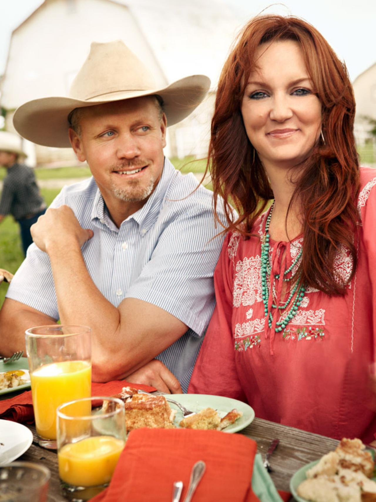 The Kitchen Food Network A Pioneer Breakfast With Ree Drummond  Chefs  Food Network