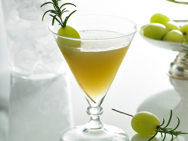 Grape Rosemary Martini