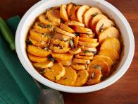 Spicy Sweet Potato Casserole