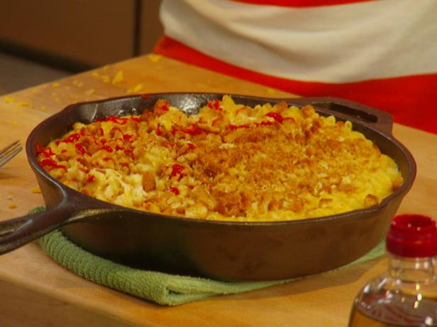 Sweet Corn Mac 'n' Cheese