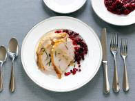 Roasted Turkey Breast with Creamy Gravy and...