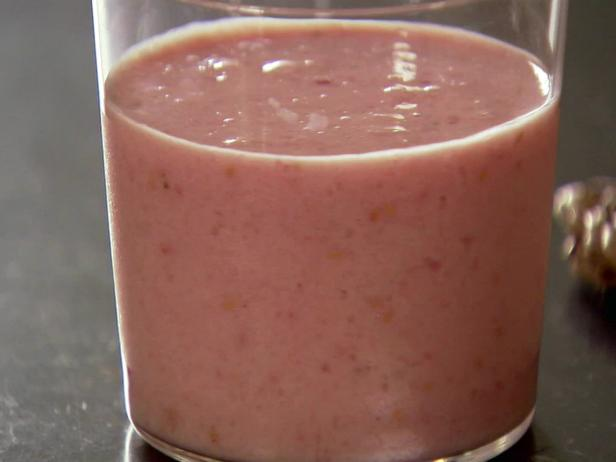 Banana Raspberry Smoothies