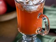 Hot Rasapple-Rum Cider