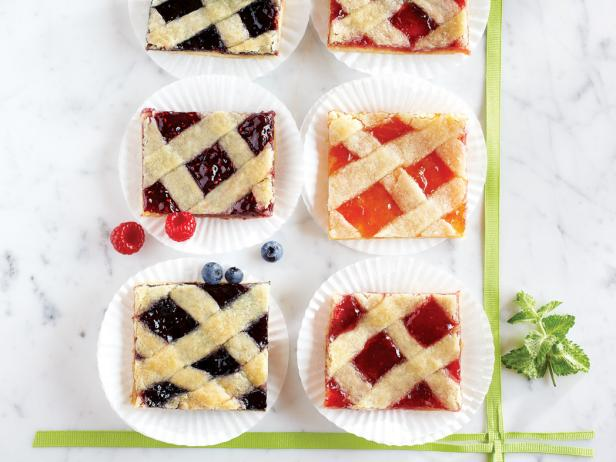 Four Fruit Pie Bars