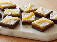 Damaris' Orange-Chocolate Bars