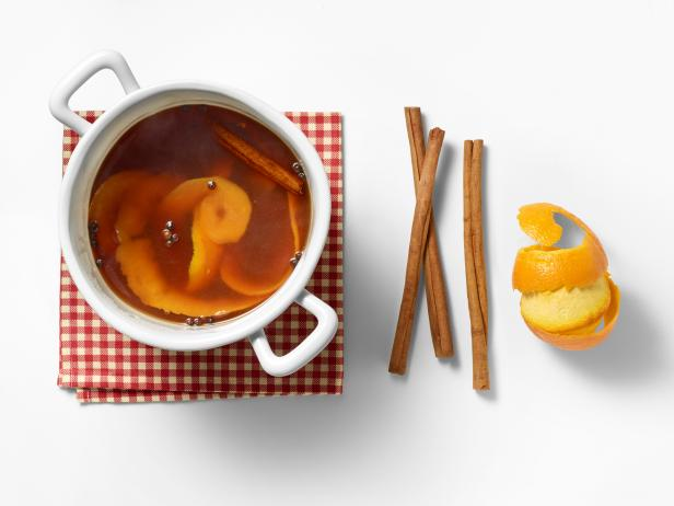 Maple Mulled Cider