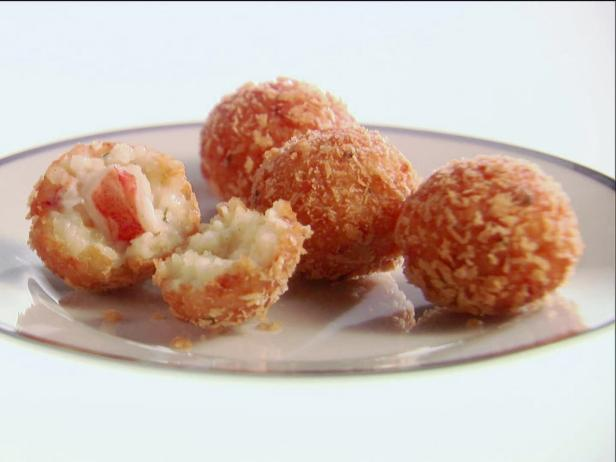 Lobster Risotto Arancini Recipe | Giada De Laurentiis | Food Network