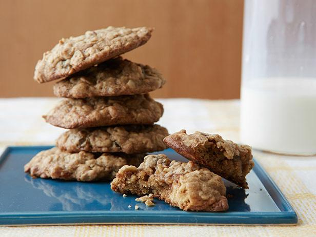 Loaded Oatmeal-Raisin Cookies
