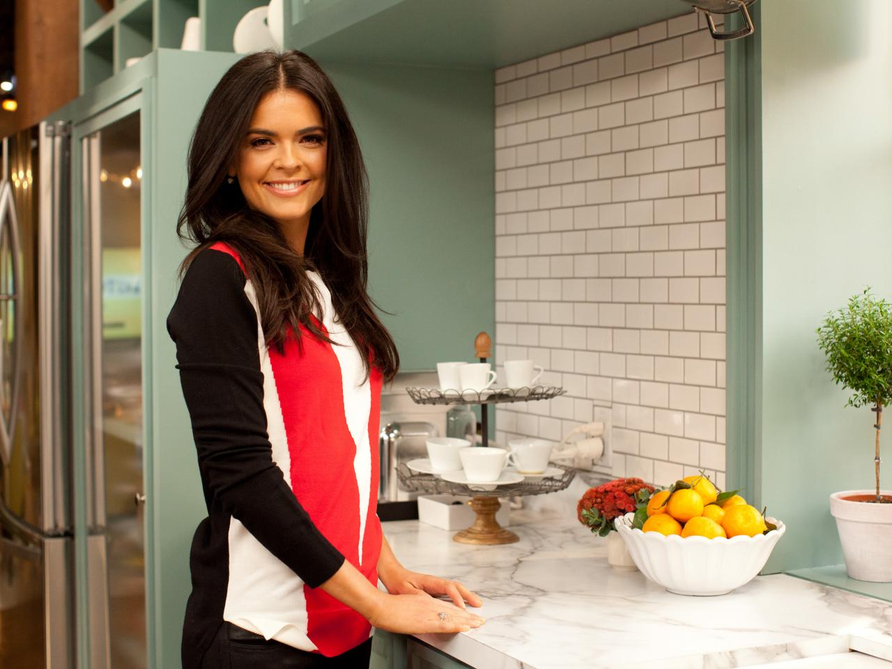 The Kitchen Food Network Katie Lee  Katie Lee  Food Network