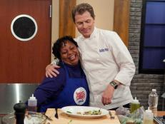 Watch this video to relive the funniest moment of Carla's head-over-heels crush on Bobby Flay during Food Network's Worst Cooks in America.