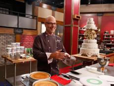 Hear from Chef Ron Ben-Israel, host of Food Network's Sweet Genius, to get the inside scoop on his experience appearing on Worst Cooks in America.