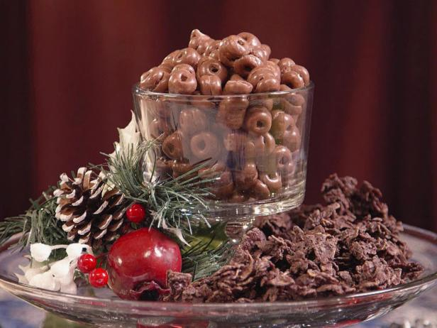 Chocolate Covered Cereal