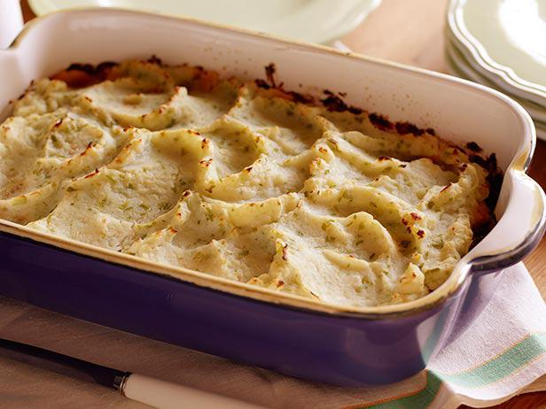 Lightened-Up Shepherd's Pie Recipe | Food Network Kitchen ...