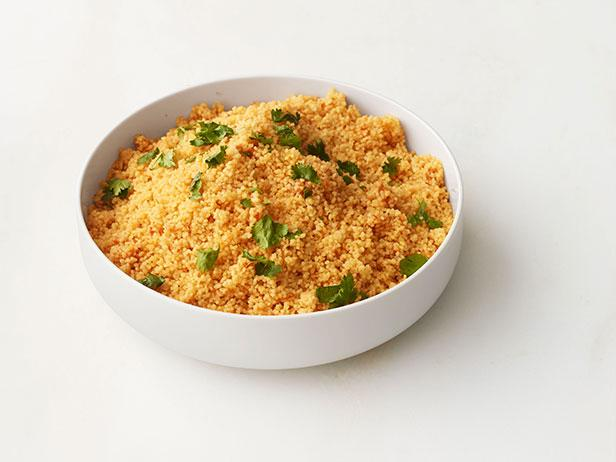 Tomato-Ginger Couscous