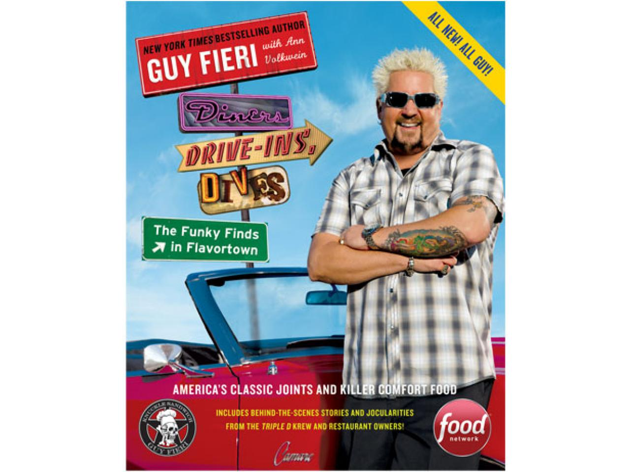 Guy Fieri Tour Dates