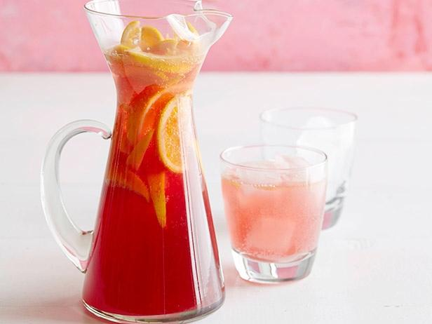 Sparkling Cranberry Quencher