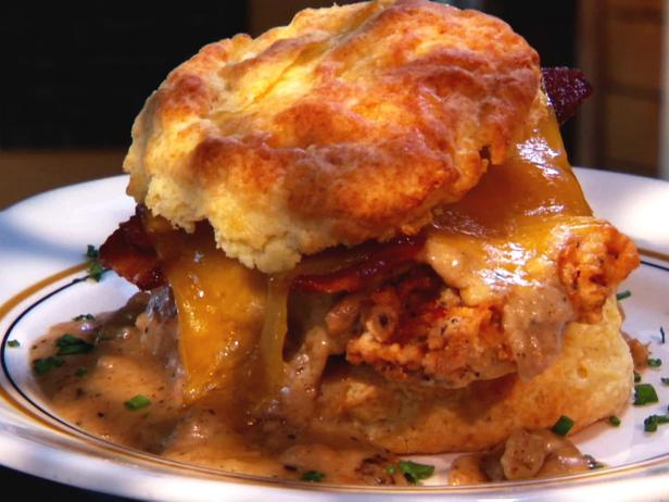 12 Best Southern Dishes From Diners Drive Ins And Dives Diners Drive Ins And Dives Food