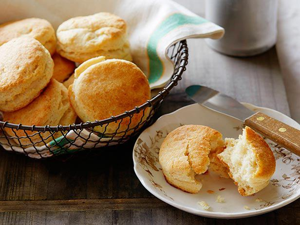 Baking Powder Biscuits Recipe | Food Network Kitchen | Food Network