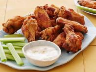 Buffalo-Style Chicken Wings