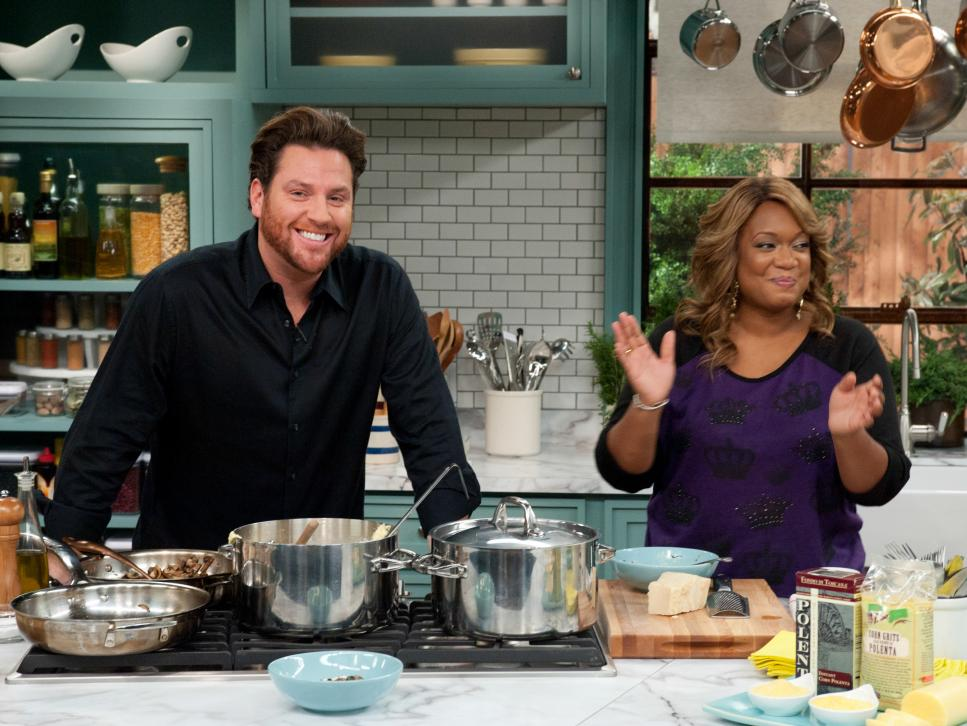 The Kitchen Food Network Cast meet the special guests featured on the kitchen | the kitchen