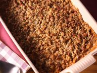 Sunny's Sage and Pecan Sweet Potato Casserole
