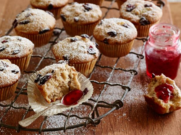 From the Pantry: Vegan Pear, Cranberry and Pecan Muffins