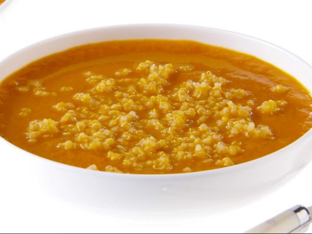 Raffy's Quinoa and Ceci Soup