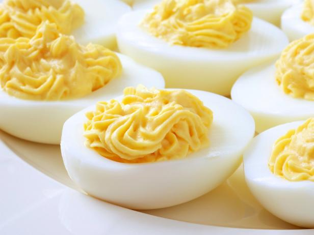 Delectable Deviled Eggs