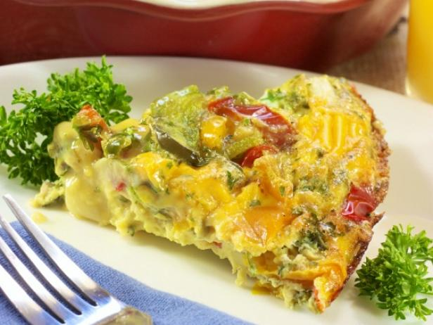 Asparagus Frittata Recipe Food Network