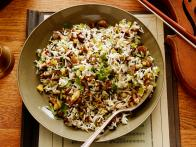 Chestnut and Wild Rice Pilaf