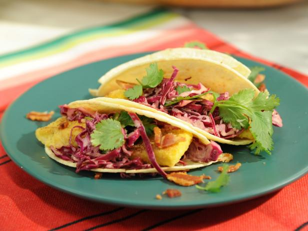 West Virginia Trout Tacos