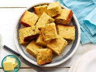 Cheese-and-Chive Cornbread