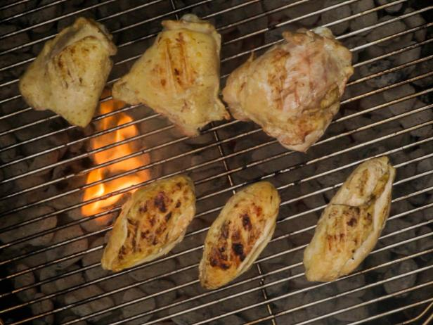 Make-Ahead Grilled Chicken