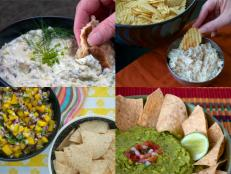 Before you peel open a tub of store-bought dip, witness how dip can come together in a flash, especially with a little how-to help.