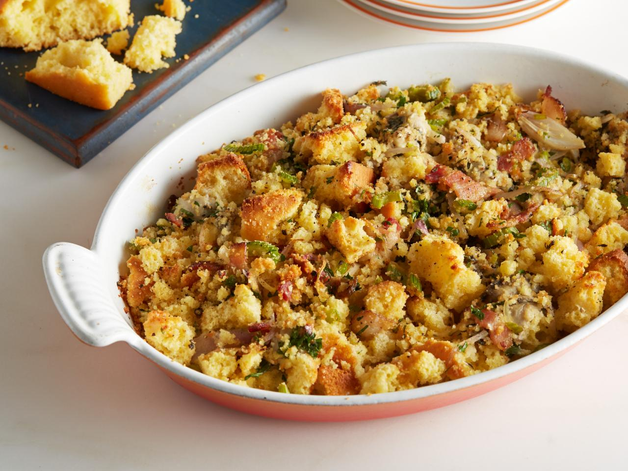 Stuffing Dressing Recipes Food Network