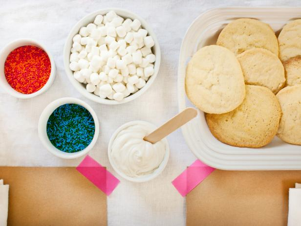 Sugar Cookies for Decorating (and eating)
