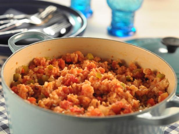 Spanish Rice Food Network