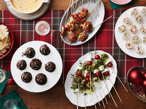 Ree Drummond S Christmas Cocktail Party Food Network