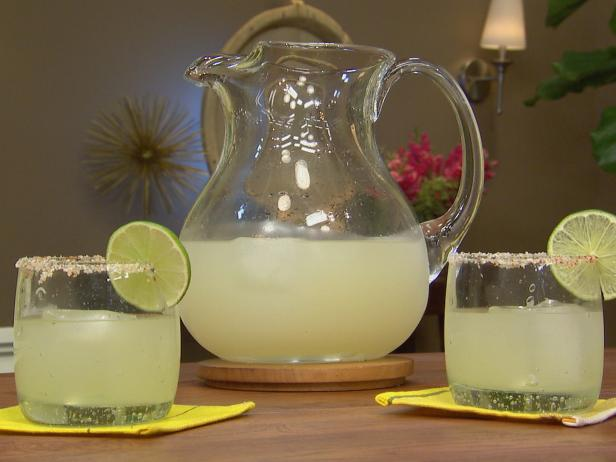 Classic Margarita with Espelette Salt