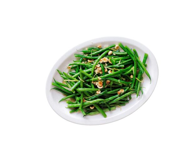 Brown Butter Haricots Verts