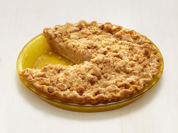 Pear-Ginger Pie