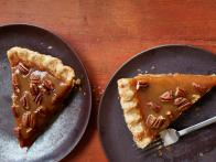 Sticky-Toffee Pecan-Pumpkin Pie