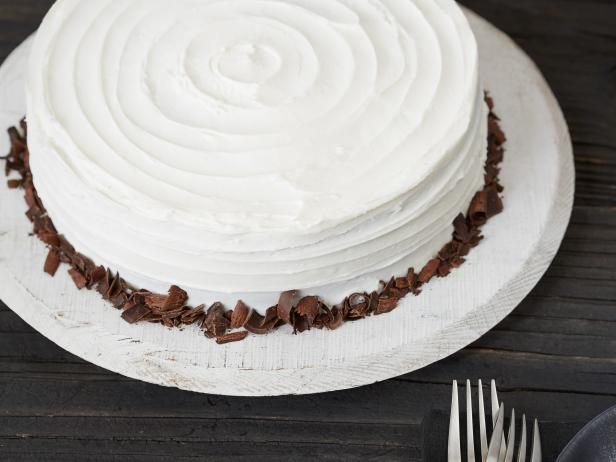 Chocolate Cake with American Buttercream Frosting