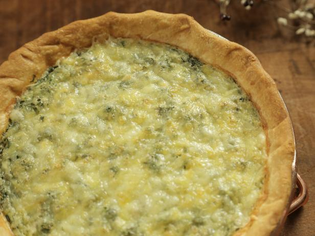 Sausage and Savory Herb Quiche