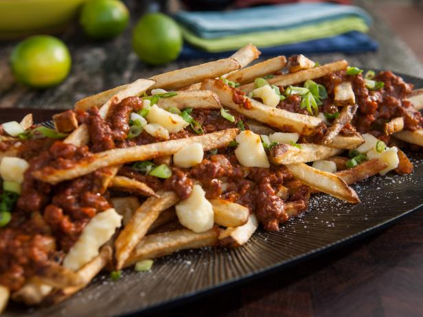 Scratch-Made Fries with Chorizo Poutine