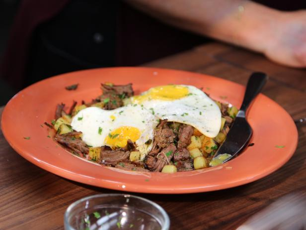 Beef and Potato Hash